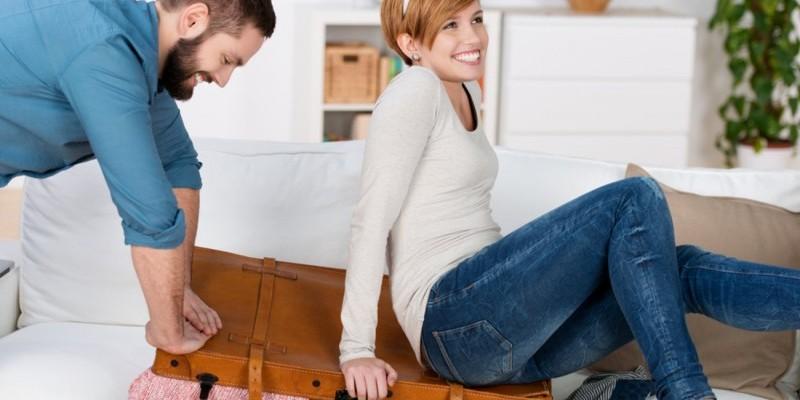 Πώς να πακετάρετε αποσκευές για το Σαββατοκύριακο?